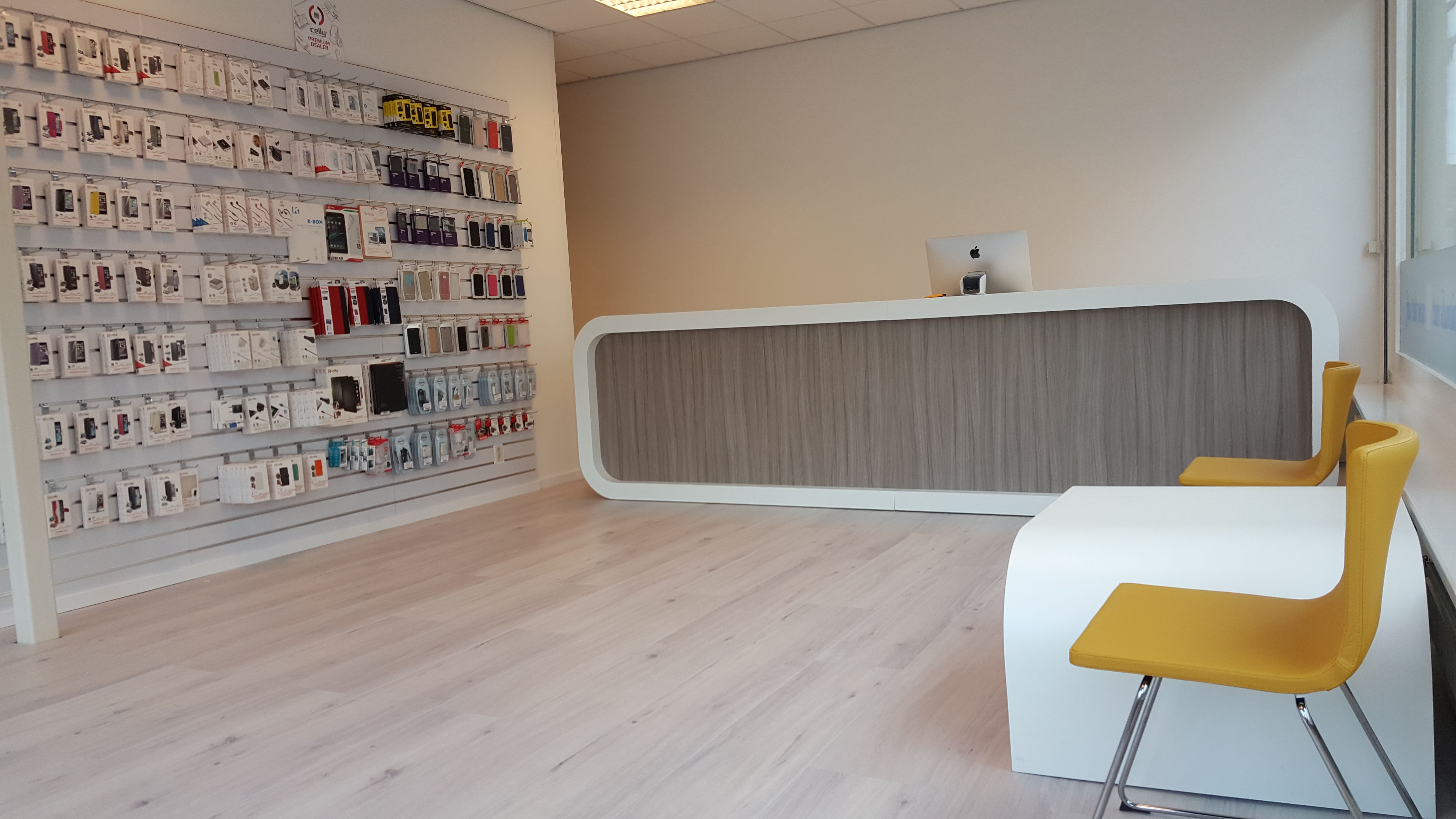 Smart Care Purmerend-toonbank